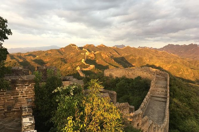 3-day ALL INCLUSIVE or NO MEAL The Great Wall Hiking tour PRIVATE