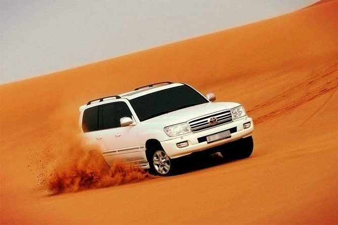 Desert Safari Dubai with BBQ Dinner & Live Shows