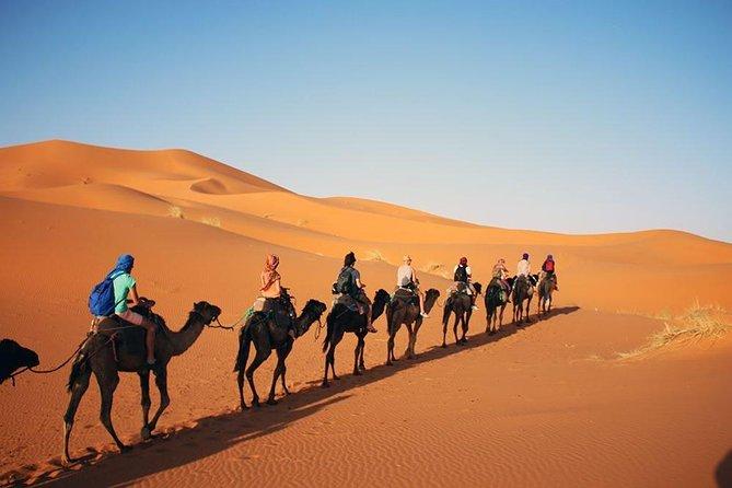 Morocco adventure Desert trip from Marrakech 3 days