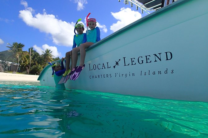 Boat Charter Local Legend