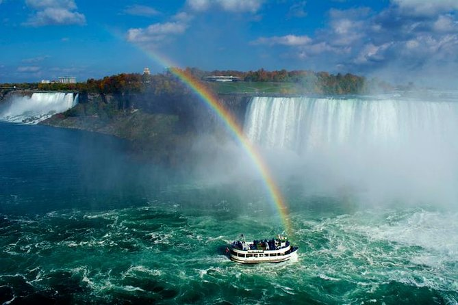 Niagara Falls Day or Evening Full Private Tour