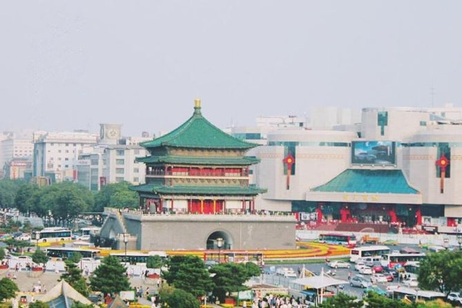All Inclusive Amazing Xi'an City Highlights Private Day Tour