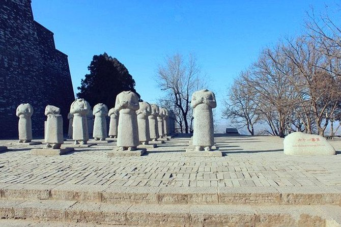 Private Half Day Tour:Xi'an Qianling Mausoleum