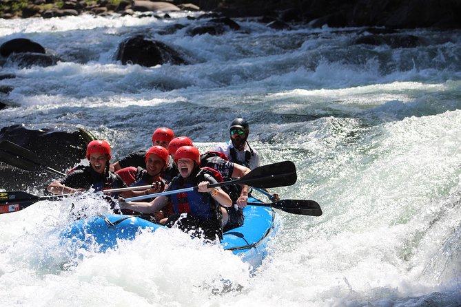White-water Rafting 3-4 Pure Adrenaline