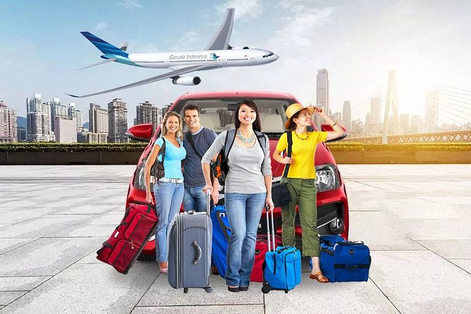 Private Departure Transfer: Hotel to Airport Canggu and Tabanan