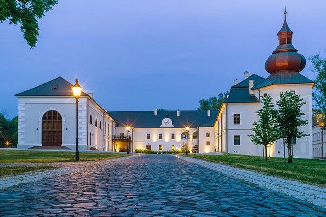 Oponice chateau
