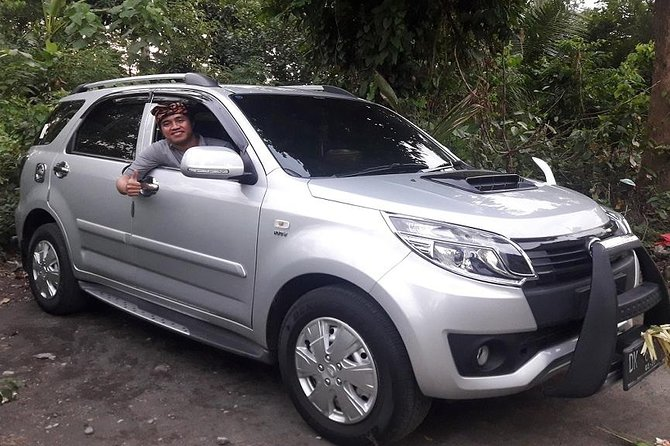 Private Bali Departure Transfer: Ubud Hotels to Airport