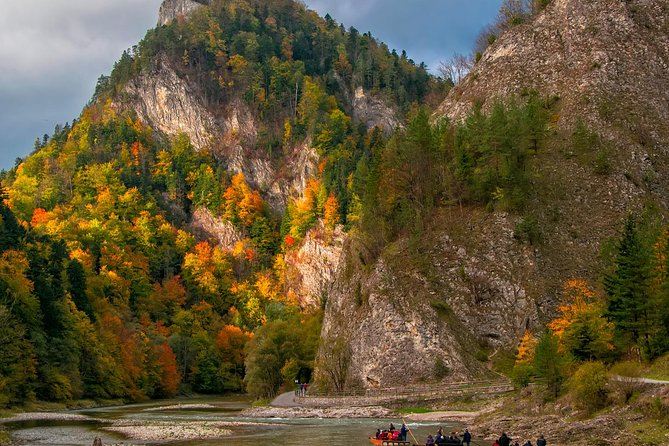 Holidays in Slovakia with easy rafting