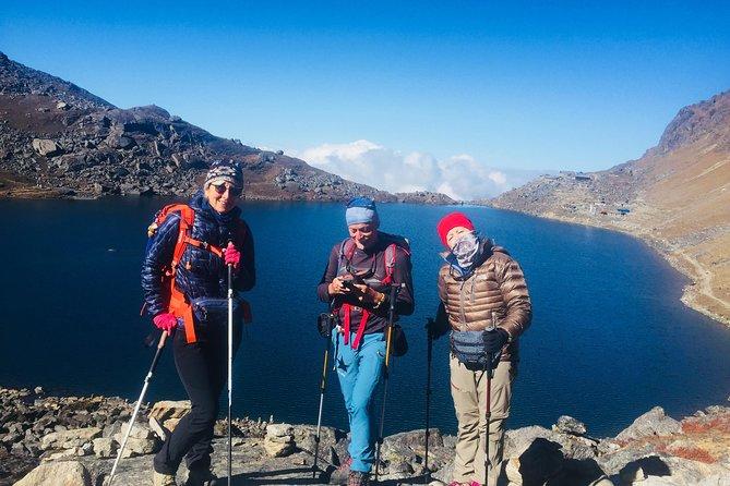11 days Sundarijal, Chisopani, Gosainkunda and Dhunche Trek in Langtang Region