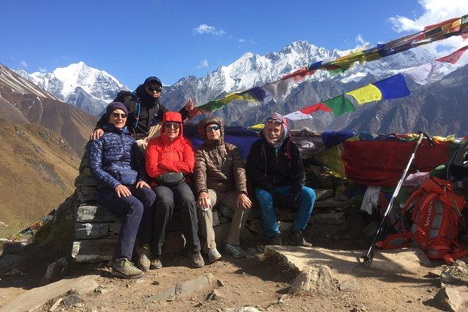 15 days Langtang and Gosainkunda Trek