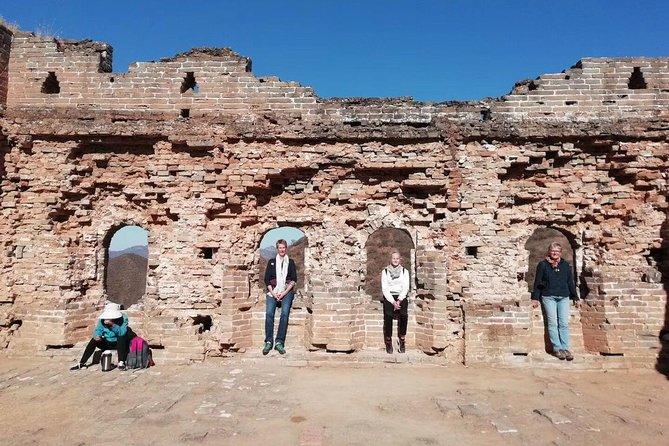 Excursión privada de un día a la Gran Muralla de Jinshanling