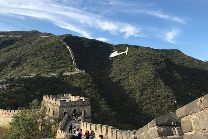 Mutianyu Great Wall And Ming Tomb Private One Day Tour