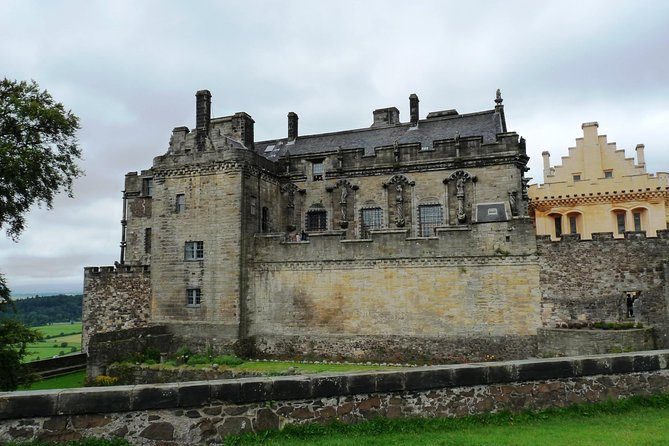 Bannockburn & Stirling Castle Private Tour departing from Greater Glasgow Area