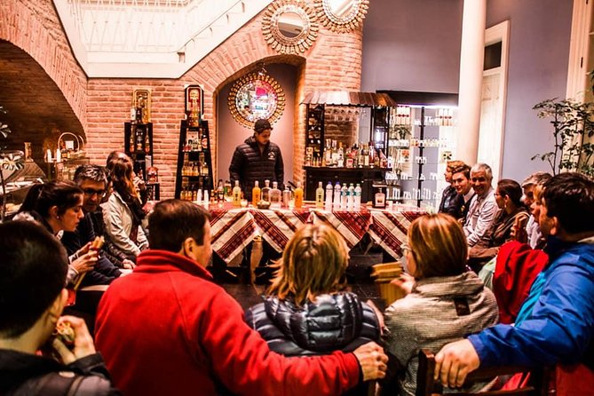 City tour with Demonstration & Tasting of Pisco Sour