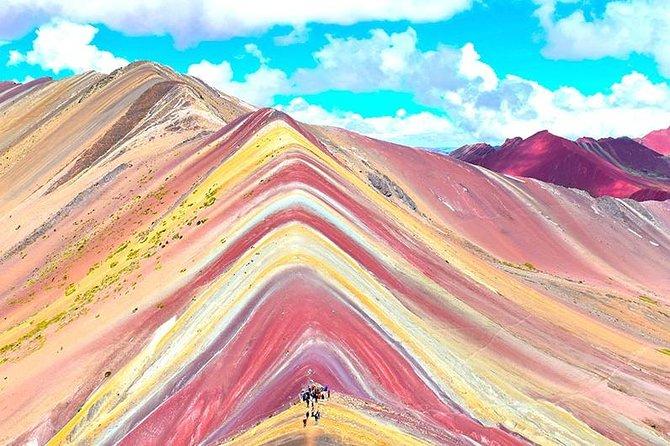06 Day Cusco - Machu Picchu - Humantay Lake - Rainbow Mountain