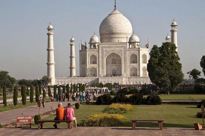 Private Taj Mahal Tour By Luxury Train