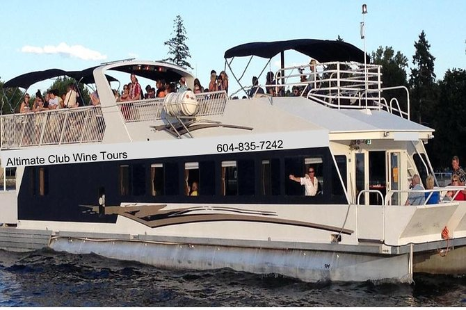 Fantasy Sightseeing Boat & Wine Tour