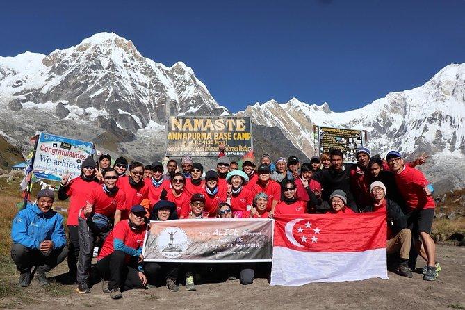 12Days Annapurna Base Camp Trek
