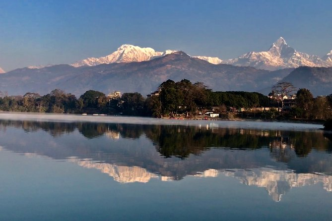 6Days Pokhara valley Rim Trek