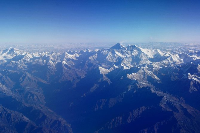 1hrs Mt Everest view flight