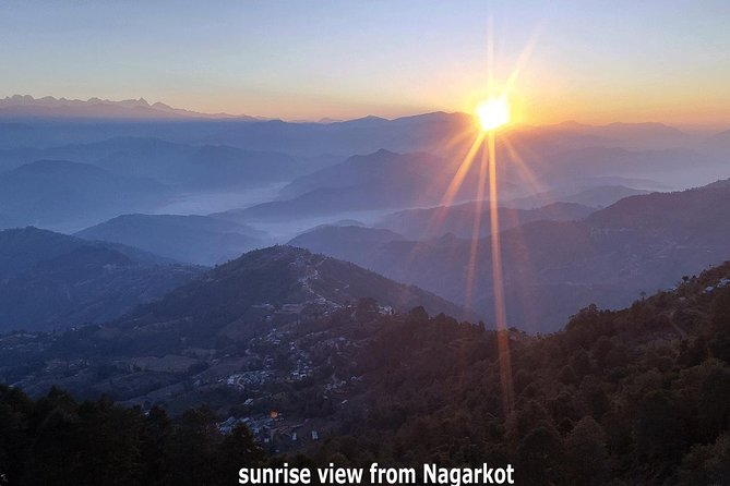 Nagarkot, a Day Hiking Tour from Kathmandu