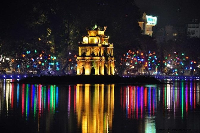 Hanoi City Tour By Car