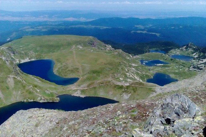 Private Day Trip to the 7 Rila Lakes and Rila Monastery