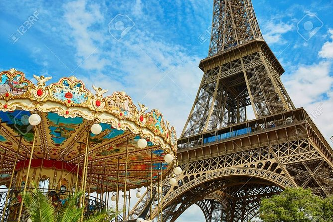 Paris with Kids Custom Private Half-Day Tour