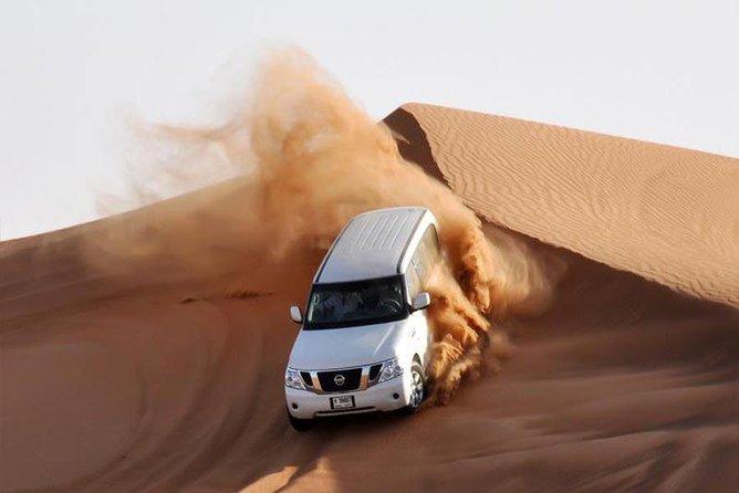 Dubai: Extreme woestijn Safari met diner