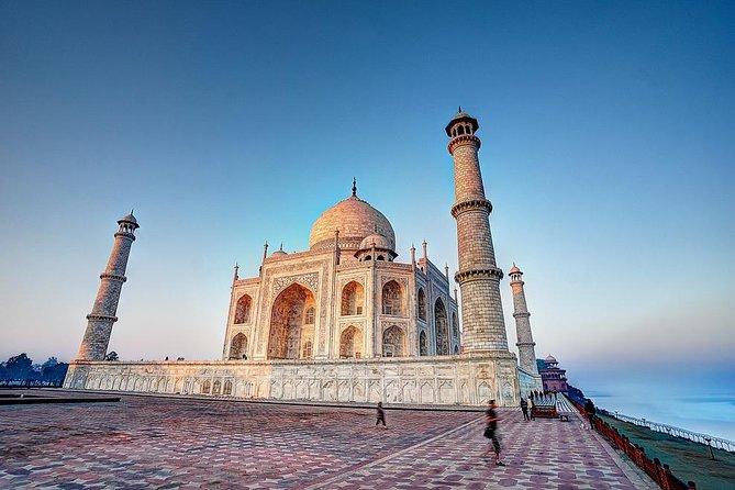 Taj Mahal Agra Fort Day Tour