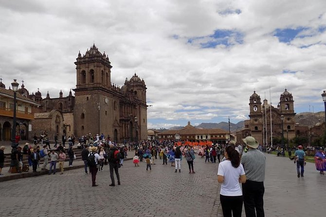 Sacred Valley of the Incas More Cyty Tour in Cusco
