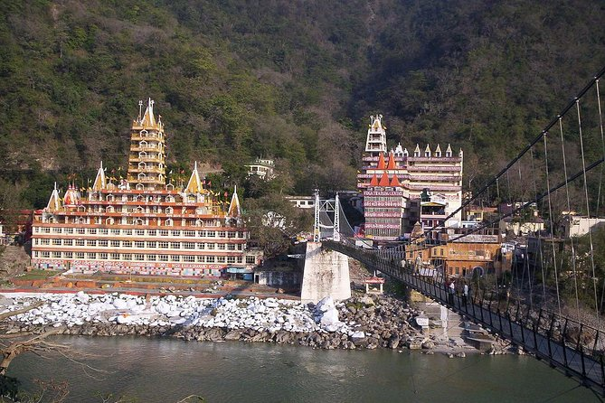 Same day Rishikesh trip from Delhi