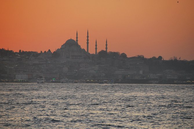 Istanbul Bosphorus Cruise with Open Buffet Dinner and Unlimitted Drinks