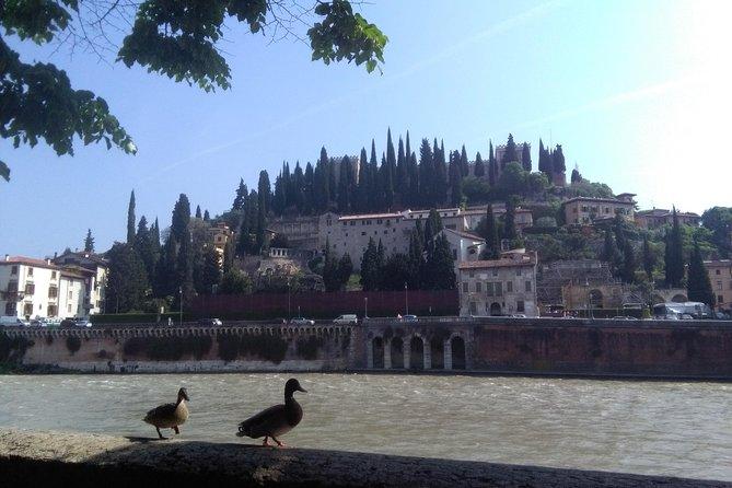 Verborgen en fascinerende Verona-wandeling