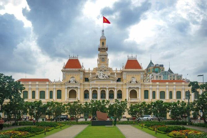 Private Ho Chi Minh City 1 Day