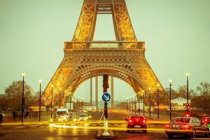Paris Charles de Gaulle Private Departure Transfer