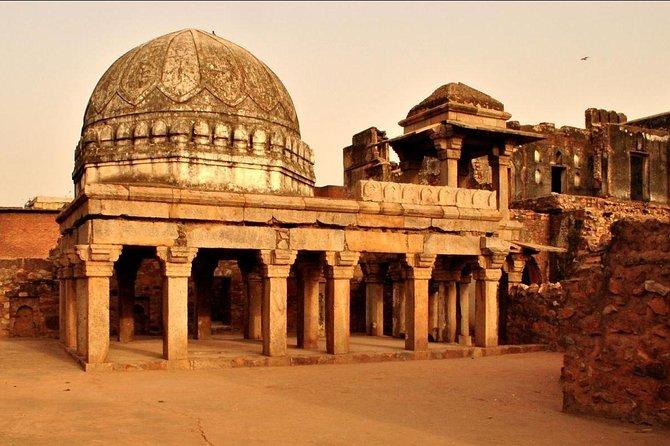 Walking Tour Of Mehrauli - Delhi