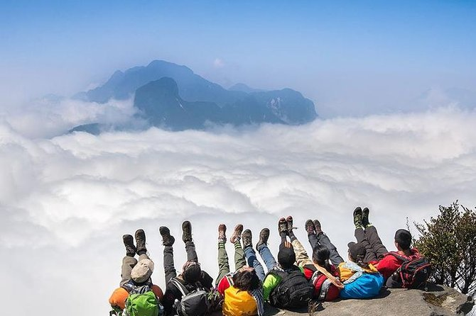 Fansipan Mountain conquering 2 days - 1 night with great funs photo 3