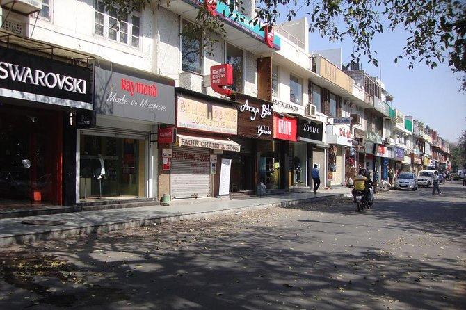 Private Custom Tour Of Delhi's Markets