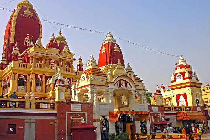 Private Day Tour Of Delhi's Grand Temples With Lunch