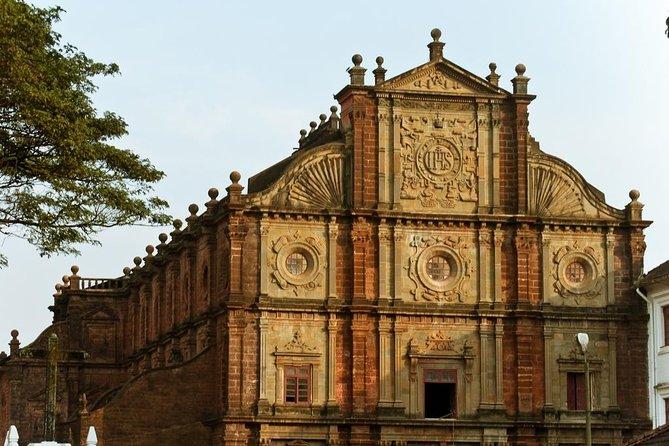 Private Portuguese Heritage Tour of Goa