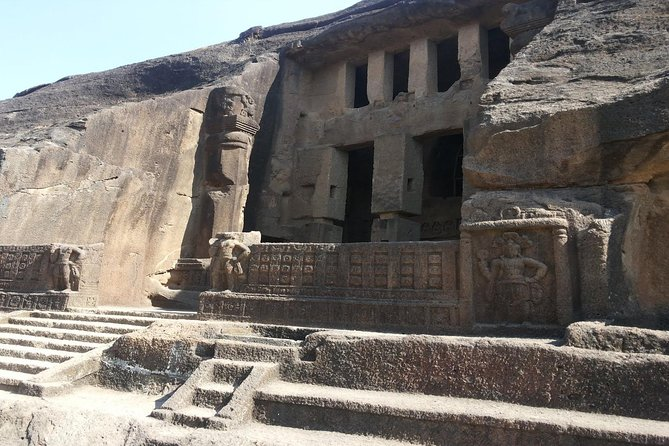 Private Tour: Kanheri Caves From Mumbai