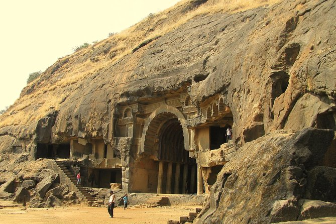 Private Tour Of Karla And Bhaja Caves From Mumbai