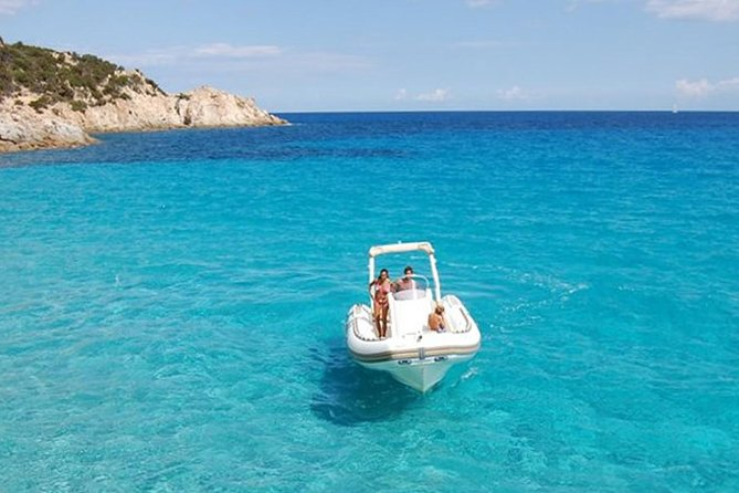 Cagliari: South West Chia and Teulada Private Boat Tour from Chia
