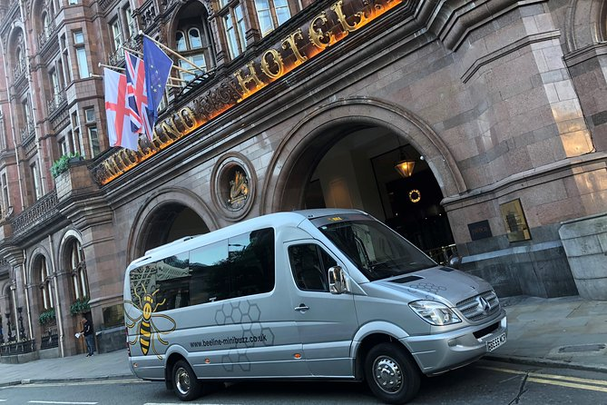 Manchester Airport To Hotel transfer