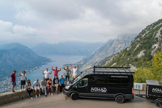 NOMAD Grand 7 day tour of Montenegro