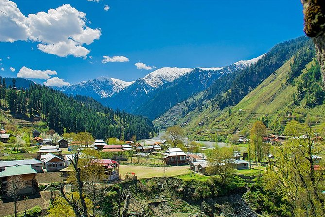 Exotic 5 Nights & 6 Days Private Kashmir Tour