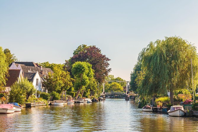 Private tour: Vecht River tour & cruise from Amsterdam