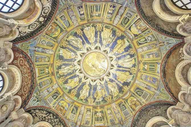 Ravenna Private Guided Tour of Top Sites Ancient Mosaics & Piadina Tasting