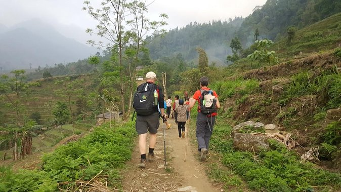 Trekking from Bac Ha to Ha Giang 7 days